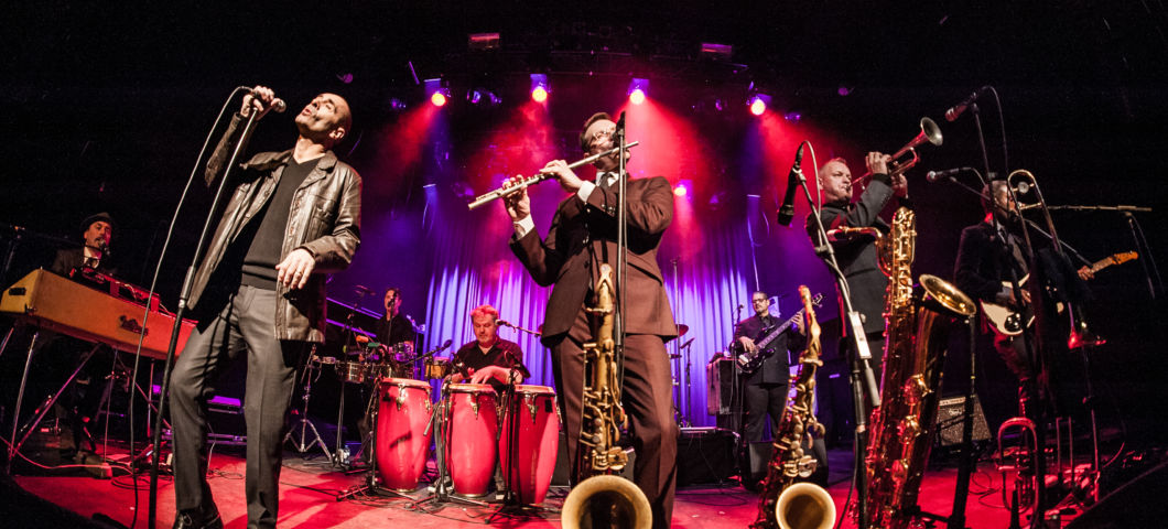 Caprera Jazz: Steffen Morisson – New Cool Collective – Bruut